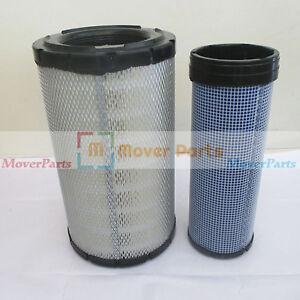 Air Filter 4283861 and 4287060 for Hitachi Excavator EX200-2 EX200-3