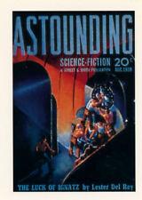 Astounding Science Fiction Magazine Robert Heinlein Card RH1