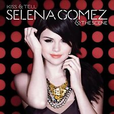 Selena Gomez and The Scene - Kiss and Tell [CD]