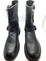 bottes schott noir taille 45
