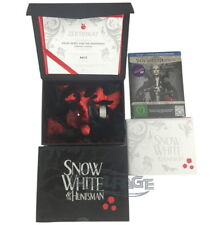 Snow White and the Huntsman [Limited Edition + Steelbook] [Blu-ray] NEU / sealed