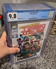 TEEN TITANS #20 CGC 9.8 FIRST FULL APPEARANCE OF CRUSH Lobo's Daughter