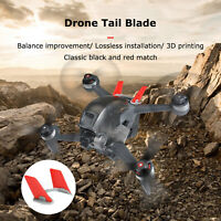 3D Print Plastic Vertical Tail Blades Stabilizer Spoiler Part for DJI FPV Drone
