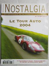 NOSTALGIA magazine n° 6 / PORSCHE 911 2.2 S Gr 3/ 914/6 M471 / 356 SC