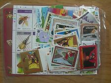 BHUTAN, 200 DIFFERENT STAMPS, VERY NICE LITTLE COLLECTION