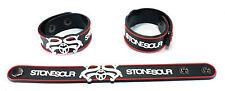 STONE SOUR NEW! Rubber Bracelet Wristband Free Shipping Through Glass aa271