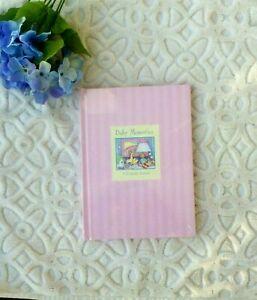 New Seasons Baby Memory Keepsake Journal Pink baby shower gift NEW