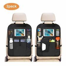 Auto Sitzschutz für Auto Rückenlehne x2 - Polsterschutz - Wasserdichter Auto