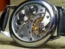Military Wrist watch STURMANSKIE with Vintage Soviet movement Molnija cal.3602