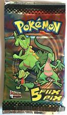 Paquets neufs de Pokemon Flix Pix cartes Pogs 2005 Topps Unopened