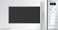 Mikrowelle Kaiser 25L Grill Heißluft 2300W Weißglas 21 Funkt.TouchContol UVP450€