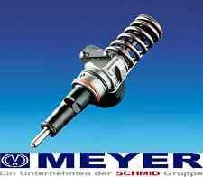 Siemens Pumpe Düse Reinigung und Abdichtung mit Original VW Dichtsatz