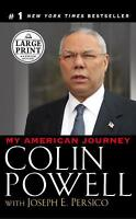 My American Journey : An Autobiography by Colin Powell; Joseph E. Persico