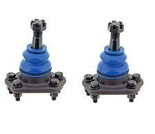Pair Set 2 Front Upper Ball Joints For Caprice Camaro Impala Electra Mevotech