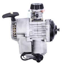 49CC 2 Hub Pull Startmotor Motor Dirt Bike Pocketbike Mini Getriebe Vergaser