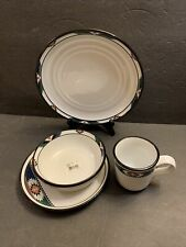 Vintage Noritake Kachina Stoneware Rectangular Baker