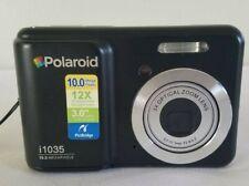 Polaroid I1035 10.0MP Digital Camera - Black *GOOD/TESTED*