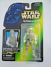 Star Wars Figure Luke Skywalker Hoth Gear POTF MOC Hasbro 1996