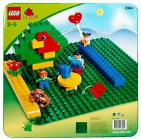 Lego duplo base board (green) 2304
