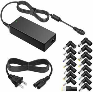 Gadget Power 90W Universal  Laptop Charger Adapter with 16 tips