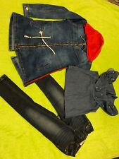 Girls bundle of Next and Denim clothes age 8-9 years old