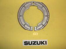 40-706 Emgo SUZUKI ATV REAR BRAKE SHOES 629* NON GROOVED