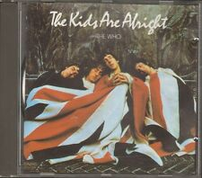 The WHO The Kids are Alright CD 16 track  My Generation TOMMY See Me Feel Me