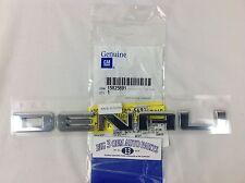 GMC Yukon Sierra Envoy Chrome Denali Front RH/LH Door Emblem NAMEPLATE OEM new