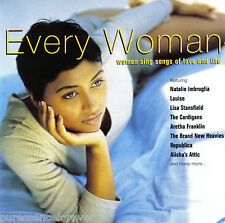 V/A - Every Woman: Women Sing Songs Of Love And Life (UK 36 Tk Double CD Album)