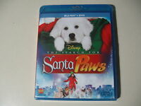 The Search for Santa Paws (Blu-ray/DVD, 2010, 2-Disc Set) Brand New & Sealed