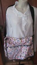 Tokidoki Lesportsac Messenger Bag.Cross Over Bag NWOT Charms Print Small Bag Too