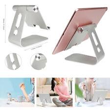 US Universal Adjustable Folding Aluminum Alloy Table Desk Stand Mount Cell ipad