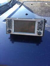 Range Rover L322 4.4 Td6 3.0 Genuine Sat Nav Screen Radio  Yik 000011