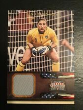 2012 Panini Americana Usa Soccer Color Materials Jersey Hope Solo 166/199