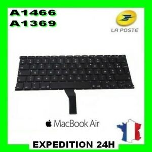"Clavier Apple MacBook Air 13""  A1369 A1466 français AZERTY - GamersZone47®"