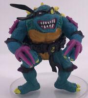 Vintage 1990 Teenage Mutant Ninja Turtles Complete Playmates TMNT Slash Toy Belt
