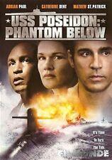 USS Poseidon: Phantom Below (2006, DVD) - Brand New