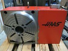 Haas Hrt310 4th Axis Rotary Table