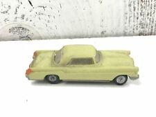 Vintage Eko Ford Lincoln Continental Mini Cars 1/87