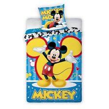 Linge de lit et ensembles multicolores Disney pour chambre à coucher