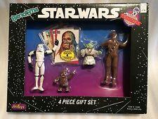 STAR WARS BEND-EMS 4 PIECE GIFT SET JUSTOYS 1993