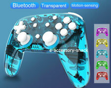 Bluetooth Wireless Pro Controller Rechargeable Gamepad For Nintendo Switch