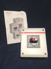 ABB Enclosed Safety Switch OTP16T3M . 3 Pole. IP65.