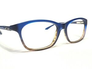 Oakley OX1091-0252 Taunt Women's Blue Fade Designer Eyeglass Frames 52/16~130