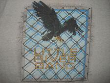 Vintage 1980s Little River Band Concert T Shirt 1983 Tour Screen Stars Soft L