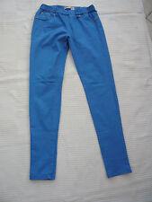 Denim & Brand blue skinny Co stile Jeggings Taglia 10
