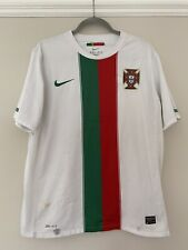 2010-12 Portugal Away Shirt - Large