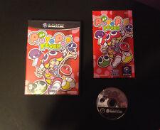 Puyo Pop Fever Gamecube Game Cube PAL ESPAÑOL
