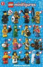 LEGO® Minifiguren Serie 5 Figur nach Wahl