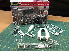Dodge Avenger Funny Car Chassis W Billet Rear End 1:24 Revell LBR Model Parts